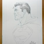 Frank Quitely: All-Star Superman Portrait