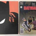 Frank Miller & David Mazzucchelli: Batman Year One Absolute Ed. HC Slipcase (signed)