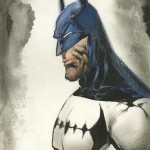 Sam Kieth: Batman Painting