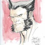 Yanick Paquette: Wolverine Watercolor
