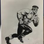 Dan Brereton: Luke Cage Sketch