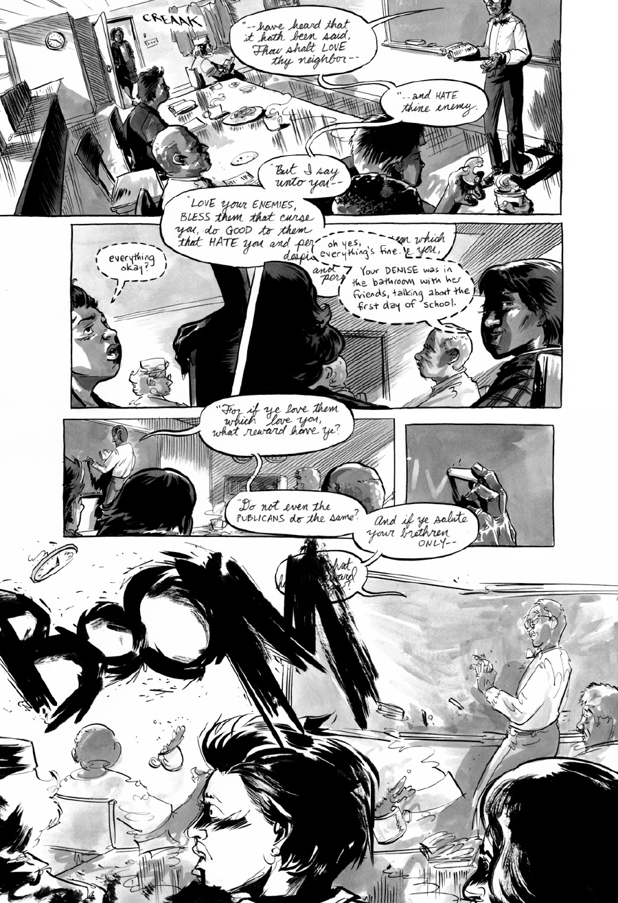 Using Graphic Novels in Education: March: Book Three | Comic