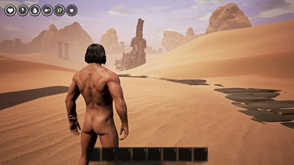 Nude Option Removed from U.S. Xbox Release of Conan Exiles