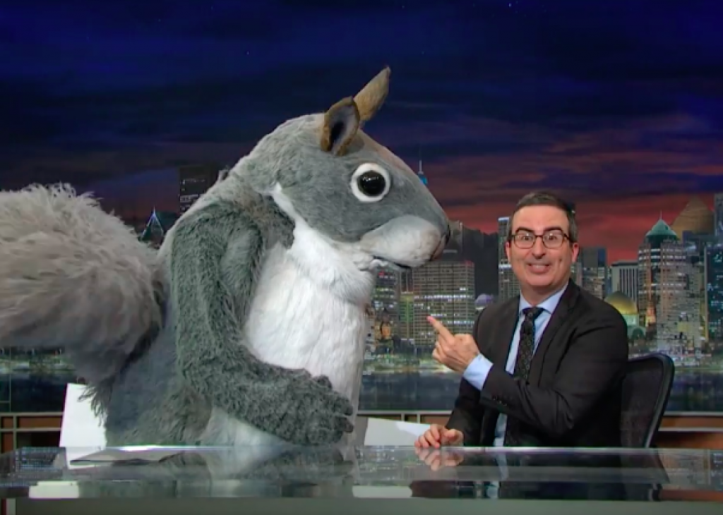 ACLU Defends Satire in Response to Coal CEO's Suit Against John Oliver