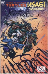 CBLDF is Back from SDCC with GNs Signed by Kevin Eastman, Stan Sakai, Walter Simonson, and more!