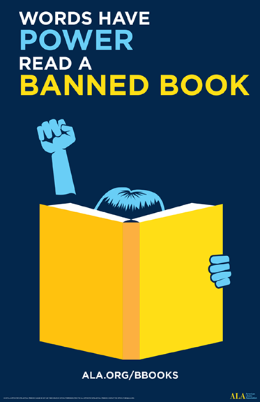Free Webinar Paves Way for Successful Banned Books Week