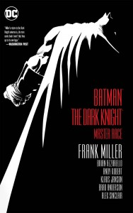 Dark Knight III Master Race & More Signed Frank Miller GNs Benefit CBLDF!