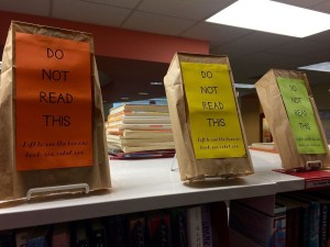 Library Displays Cause Controversy