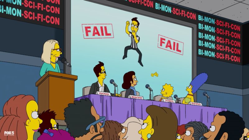 Bechdel, Satrapi, Chast Featured in Simpsons Cameos