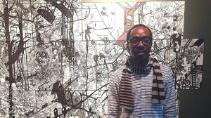Ramón Esono Ebalé Wins Courage in Editorial Cartooning Award