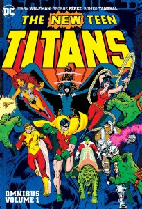 Marv Wolfman Personalizes New Teen Titans & Crisis for CBLDF  Donors!