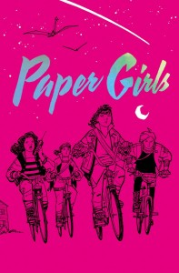 New Paper Girls & More Signed by Brian K. Vaughan to Benefit CBLDF!