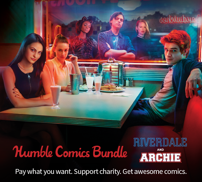 The Humble Comics Bundle: Riverdale & Archie Benefits CBLDF!