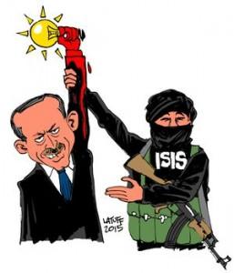 Erdoğan ISIS Latuff
