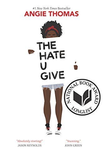 The Hate U Give Reportedly Banned in Texas School District