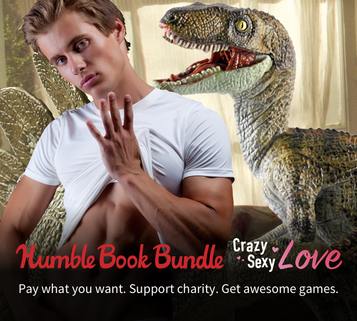 The Humble Book Bundle: Crazy, Sexy, Love! Benefits CBLDF!