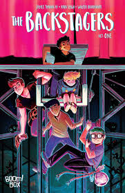 YALSA Announces Great Graphic Novels for 2018