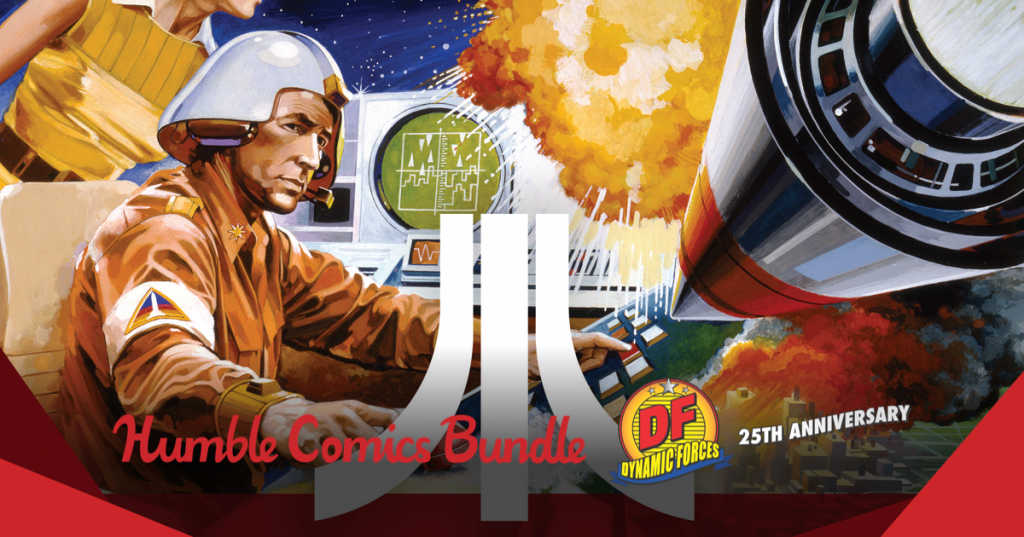 Dynamic Forces Humble Bundle Benefits CBLDF
