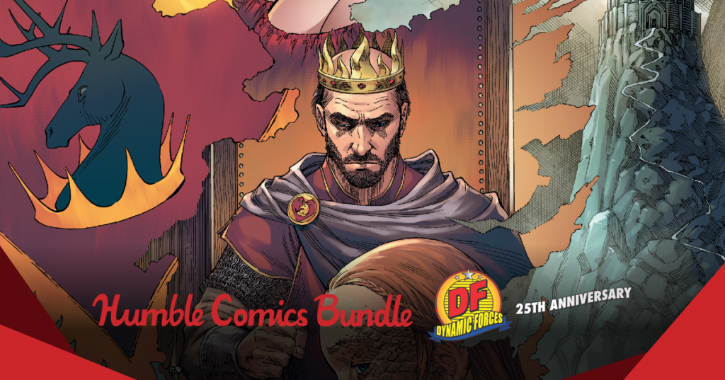 7 Days Left to Get Dynamite Humble Bundle Benefiting CBLDF!