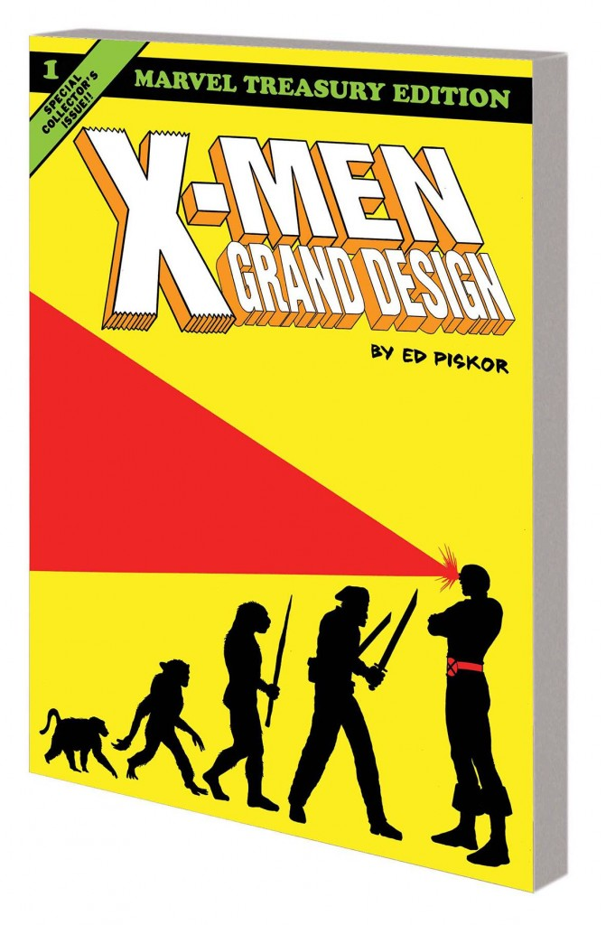 Pre-Order X-Men: Grand Design, Signed & Sketched by Ed Piskor to Benefit CBLDF!