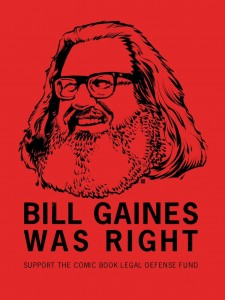 Bill Gaines Was Right, Right?