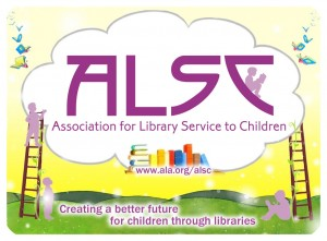 Association for Library Service to Children's Blog Logo