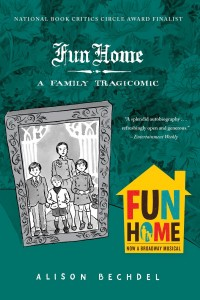 Get Ready for School with Signed Fun Home, Sandman & More GNs with CBLDF Discussion Guides!