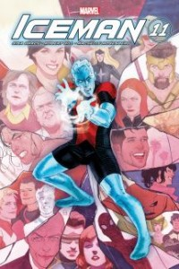 Iceman by Sina Grace Issue #1 Cover