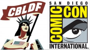 SDCC18 – Friday & Saturday with CBLDF!