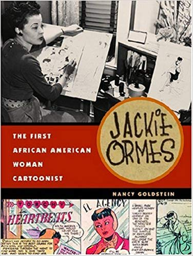 Jackie Ormes: The First African American Woman Cartoonist Book Jacket