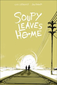 Using Graphic Novels in Education: Soupy Leaves Home