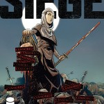 The Siege CBLDF Variant Cover