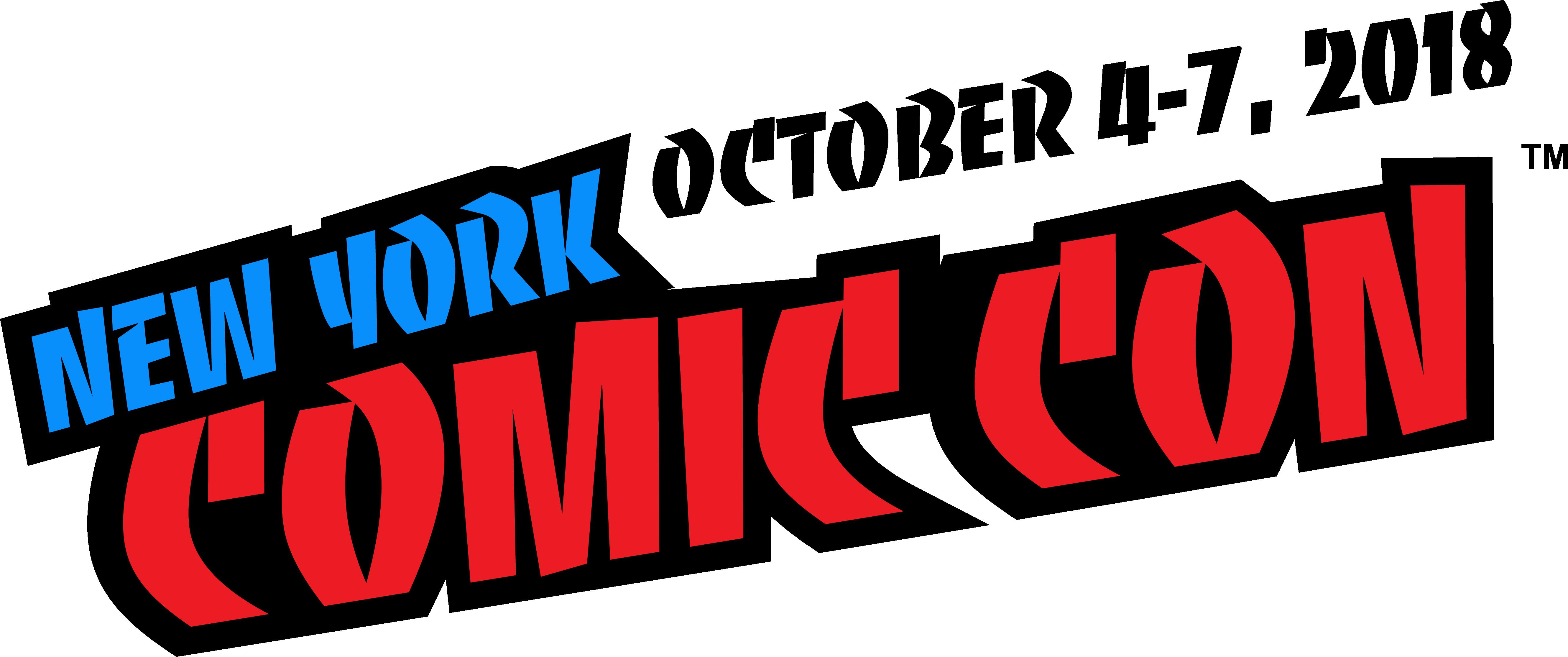 New York Comic Con October 4 - 7