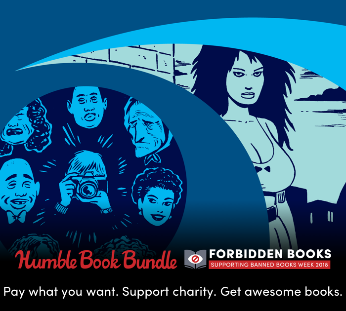 Humble Bundle Forbidden Books