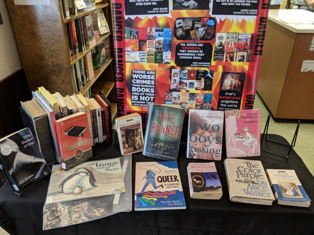 MAINE: Speak Up To Protect LGBTQ+ Graphic Novels From Ban Today