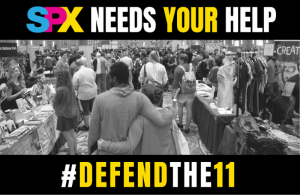 SPX Announces GoFundMe to #Defend The 11