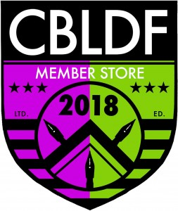 CBLDF Retail Shield 2018