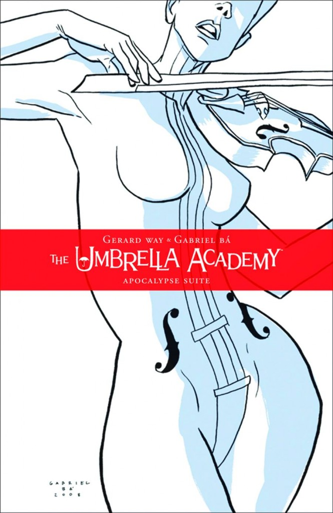 Get Ready for Umbrella Academy with GNs Signed by Gabriel Bá & Fábio Moon!