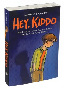 Hey, Kiddo Author Talks About Tough Subjects
