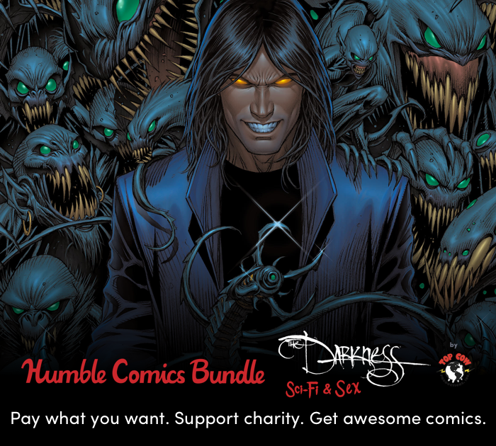 New Humble Comics Bundle from Top Cow Benefits CBLDF & Musicians On Call!