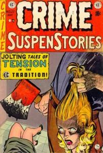 Come suspenstories 22