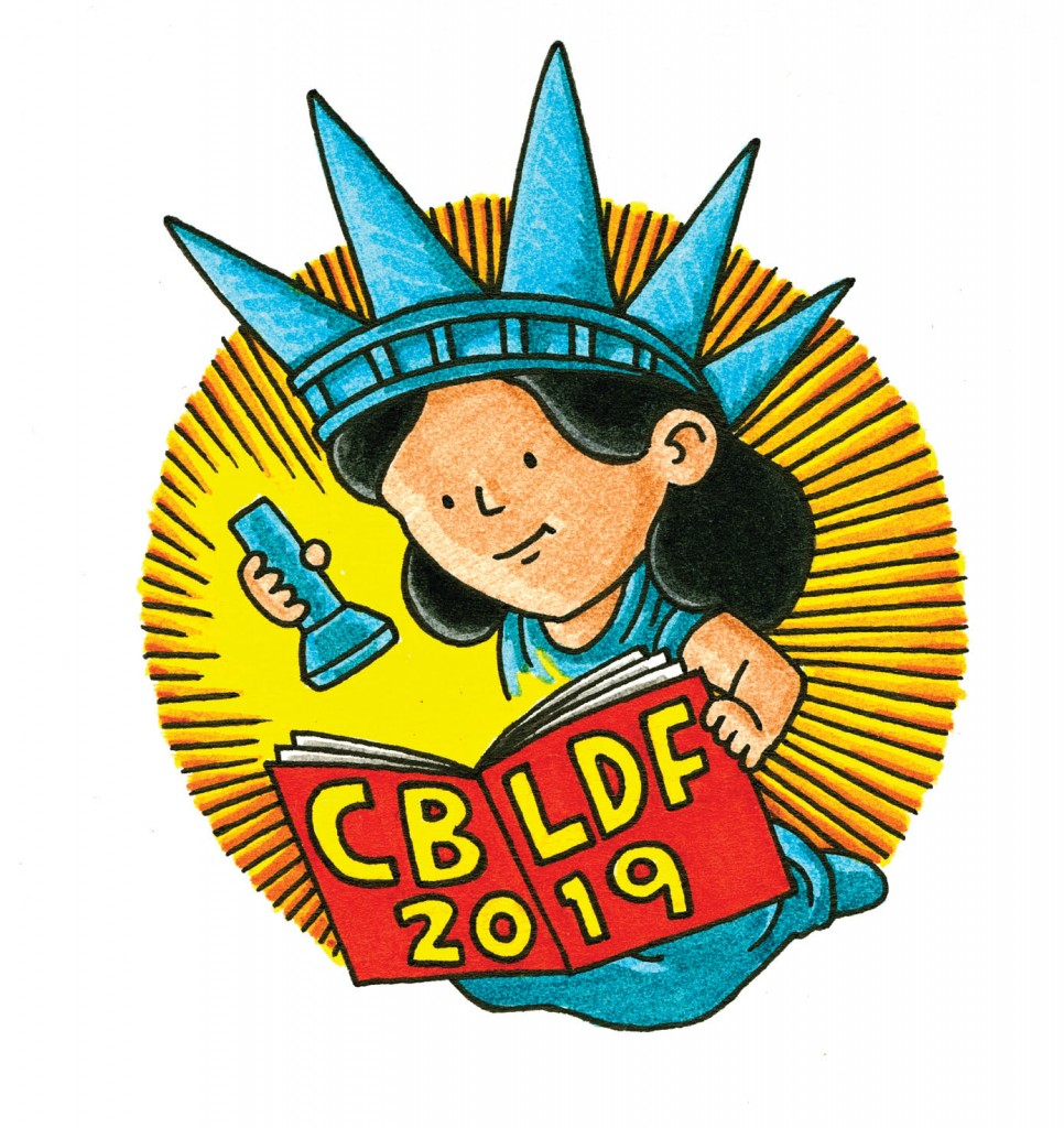 Jeffrey Brown Creates 2019 CBLDF Member Art!