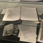March exhibit original script