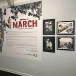 March Exhibit Entrance