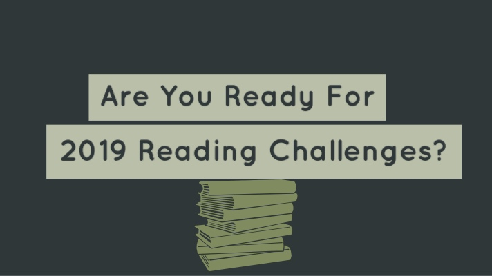 There's Still Time to Start a Reading Challenge in 2019!