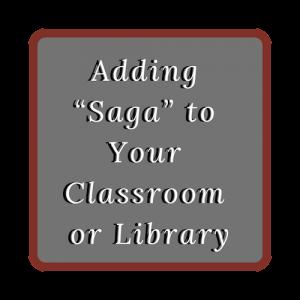 Adding Saga Classroom button