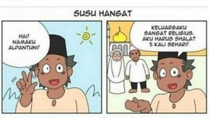 LGBTQIA Muslim Comics Mysteriously Removed from Instagram