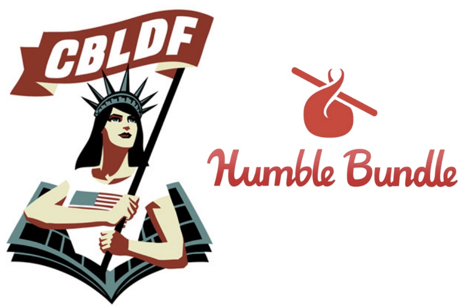 Comic Book Legal Defense Fund Named Humble Bundle Featured Charity for February!