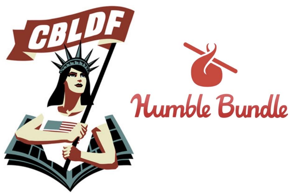 Humble Bundle CBLDF