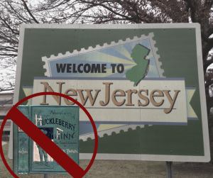 New Jersey Considers Motion to Chuck Huckleberry Finn
